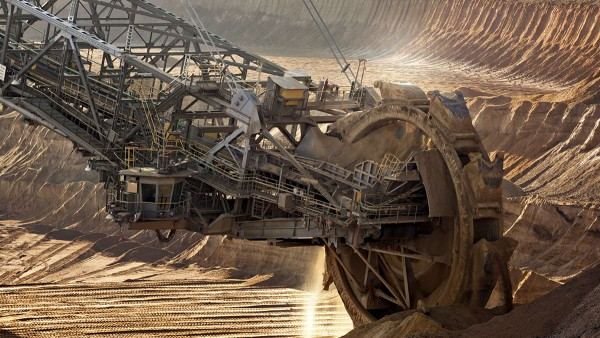 Raw material extraction and processing