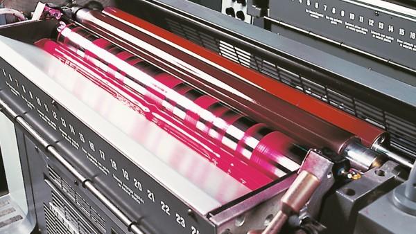 Schaefflers lösningar för tryckerimaskiner