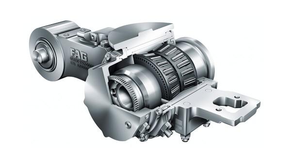Axlebox bearings for passenger cars & locomotives