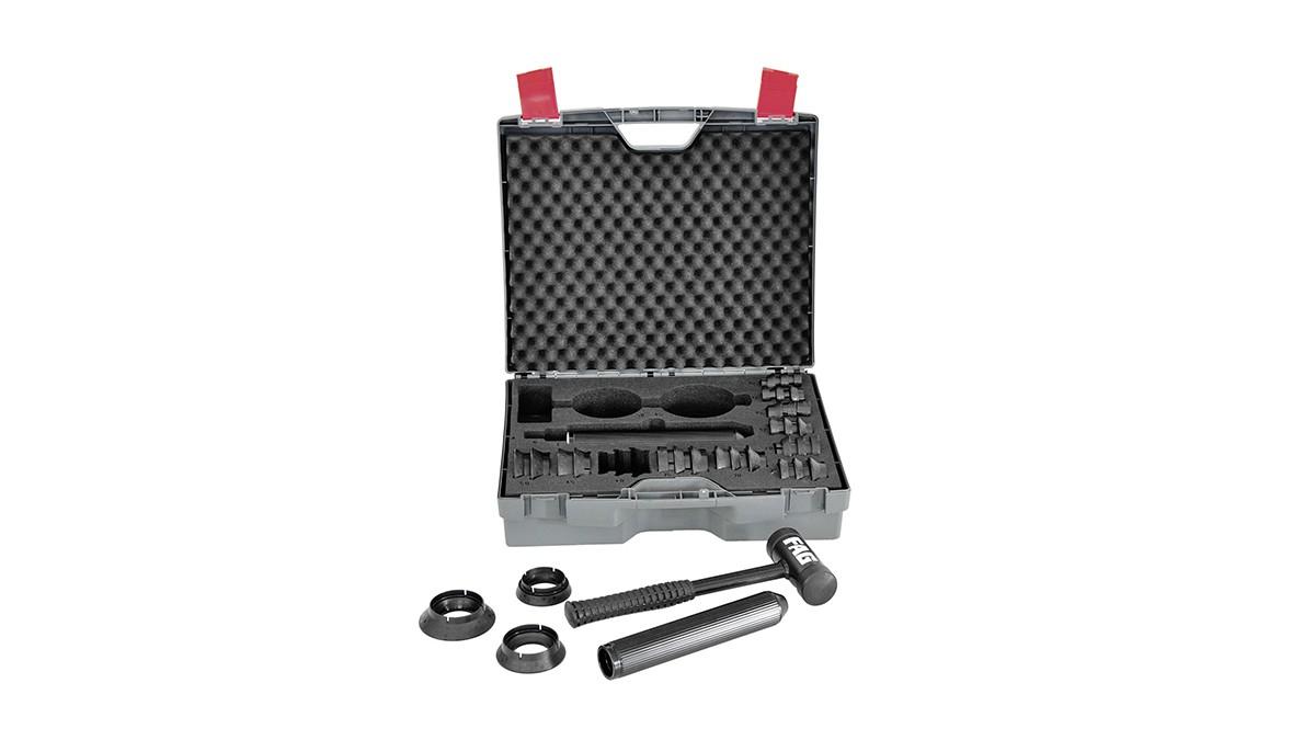 Schaeffler underhållsprodukter:  Mekaniska verktyg