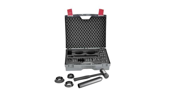 Schaeffler underhållsprodukter:  Mekaniska verktyg, monteringsverktygssatser