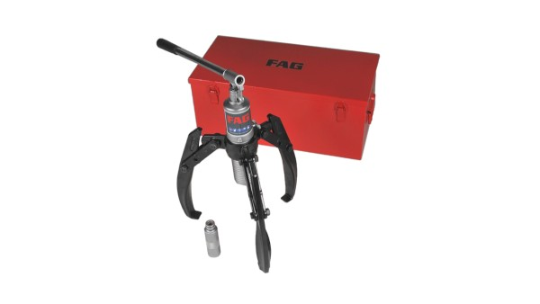 Schaeffler underhållsprodukter:  Mekaniska verktyg, hydrauliska avdragare