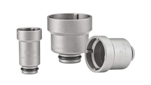 Schaeffler underhållsprodukter:  Mekaniska verktyg, hylsnyckel