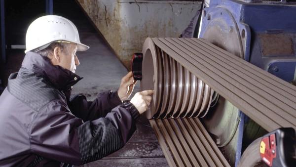 Schaeffler underhållstjänster: Balansering och uppriktning