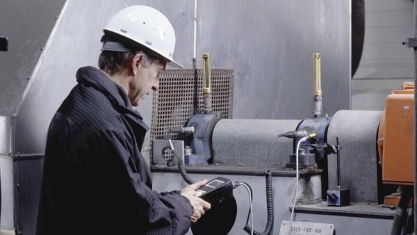 Schaeffler tillståndsövervakning: Balansering
