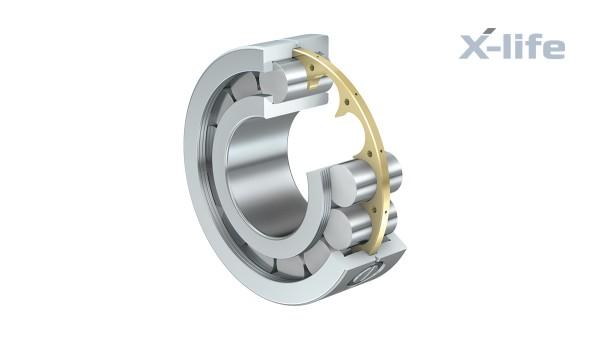 Schaeffler rullningslager och glidlager: Cylindriska rullager med låg friktion