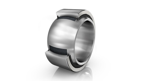 Schaeffler rolling bearings and plain bearings: Radial spherical plain bearings