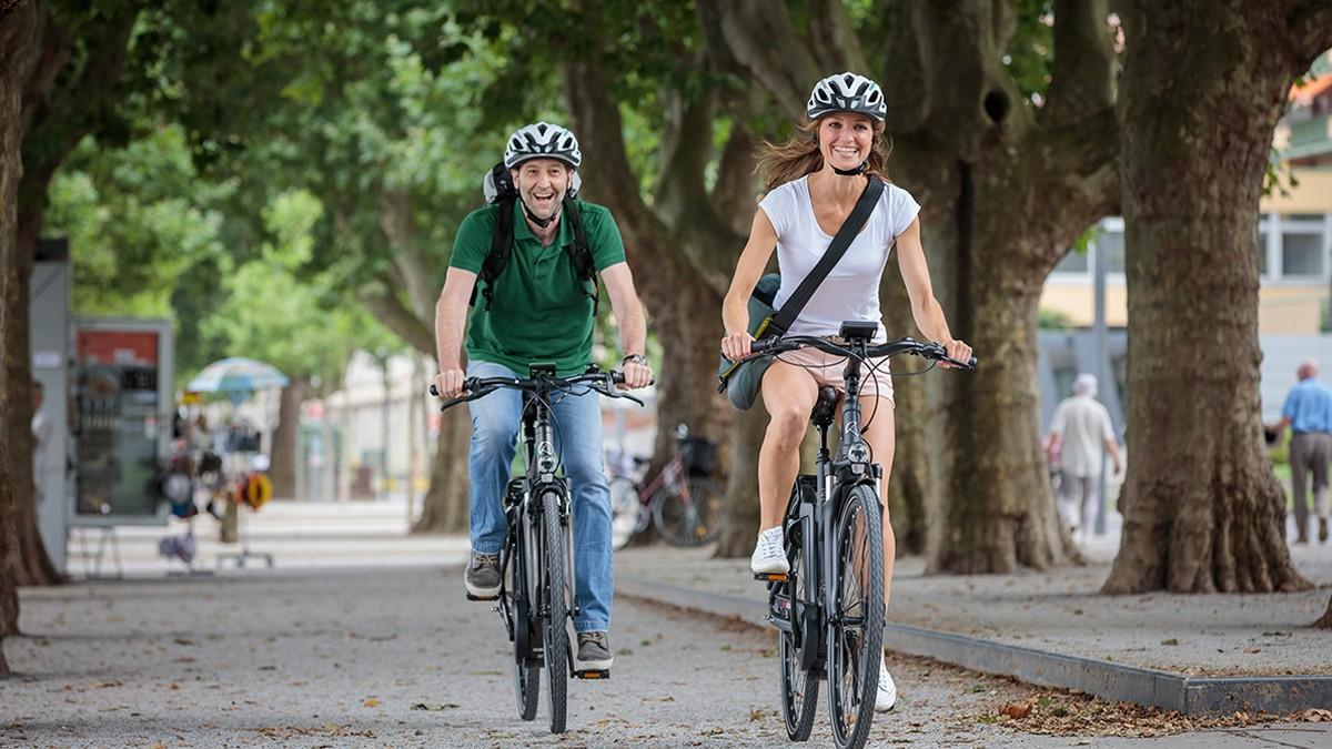 Mikrowebbplats Schaefflers cykellösningar