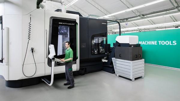 Schaefflers lösningar för verktygsmaskiner