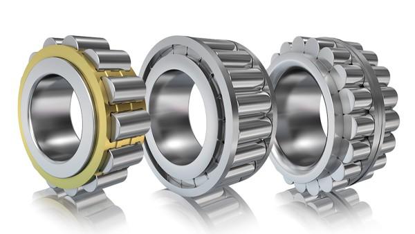 Planetväxlar: FAG:s cylindriska rullager RN (direktlagring), INA:s fullrulliga cylindriska rullager RSL (direktlagring), INA:s tvåradiga fullrulliga cylindriska rullager RSL (direktlagring)
