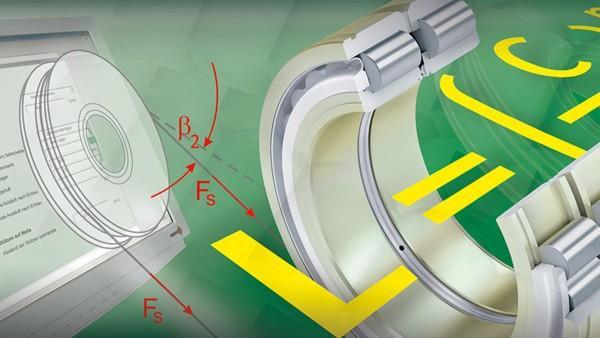 Kostnadsfri beräkningsmodul för tillförlitlig beräkning av linskivelagringar