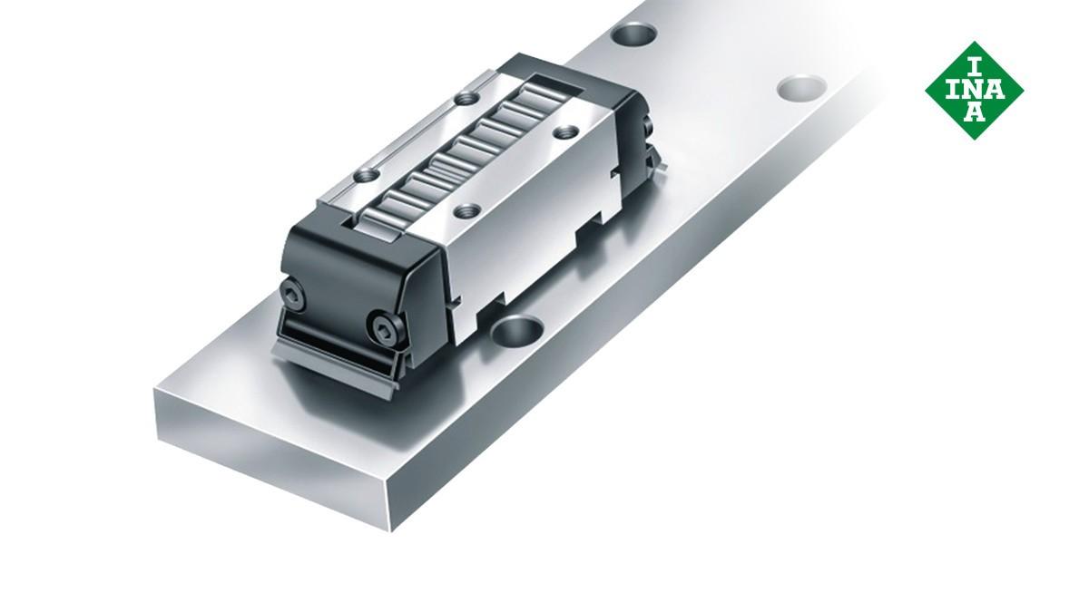 Schaeffler linjärstyrningar: Rullblock