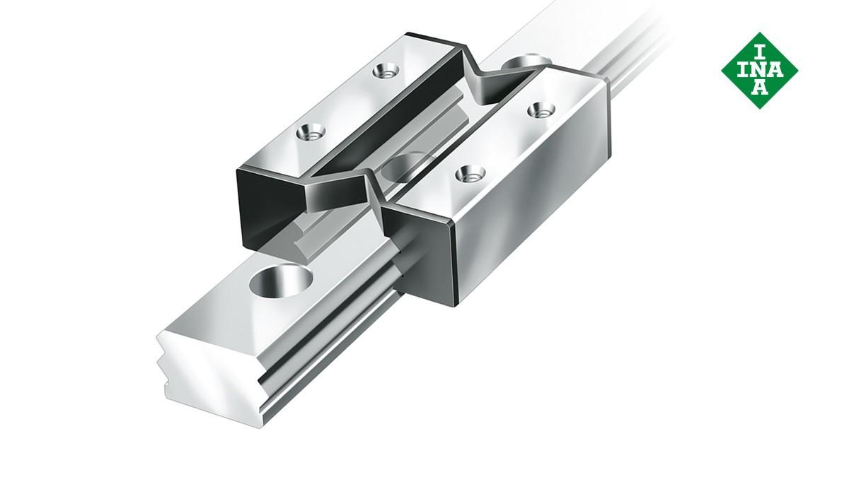 Schaeffler linjärstyrningar  Miniatyrglidstyrningar