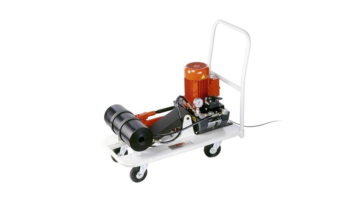 Schaeffler underhållsprodukter:  Mobil hydraulisk enhet