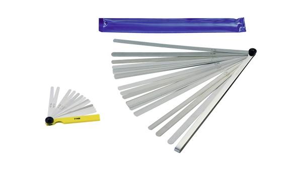 Schaeffler underhållsprodukter:  Mätning och kontroll, bladmått