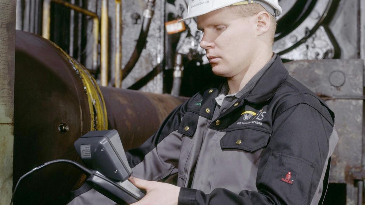 Reparationstjänster och tillståndsövervakning:
