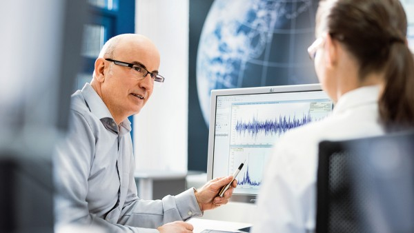 Schaeffler tillståndsövervakning: Regelbunden övervakning