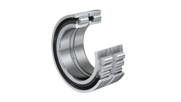 Schaeffler rullningslager och glidlager: Fullrulliga cylindriska rullager med flänsringsspår